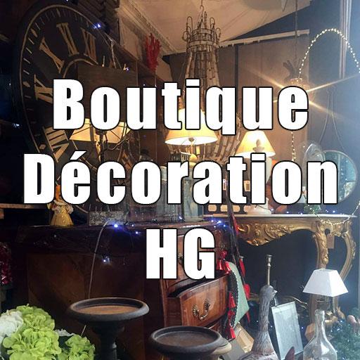 Boutique Décoration HG